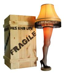 Leg Lamp Christmas Sweater Diy by A Christmas Story Lamp Fragile All About Lamps Ideas
