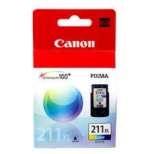 CL 211XL Color Cartridge