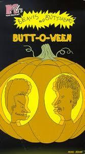 Beavis And Butthead Halloween Cornholio by Amazon Com Beavis And Head O Ween Vhs Trez Bayer