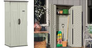 Arrow Storage Sheds Sears by Sears Com Craftsman Vertical Storage Shed Just 99 99 Regularly