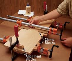 Custom Ideas Here Woodworking Panel Clamps