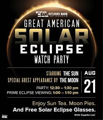 Free Pumpkin Patch Wichita Ks by Citizens Bank Of Kansas Great American Solar Eclipse Watch Parties