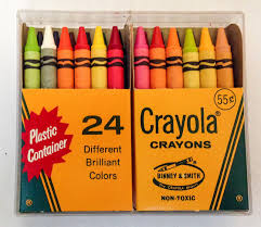 Crayola Bathtub Crayons Target by No 24 P Crayola Crayons What U0027s Inside The Box Jenny U0027s Crayon