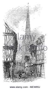 the siege of harfleur king henry v at the siege of harfleur in 1415 18 august 22 stock