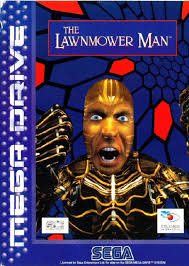 The Lawnmower Man Box Shot for Genesis GameFAQs