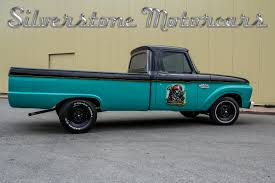 1965 Ford F100 | Silverstone Motorcars 1965 Ford F100 For Sale Near Cadillac Michigan 49601 Classics On Sale Classiccarscom Cc884558 Mustang Convertible Concord Ca Carbuffs Cc1031195 Icon Transforms F250 Into A Turbodiesel Beast Ford F100 Value Newbie Truck Enthusiasts Forums Vintage Classic F 250 California Custom Cabcamper Special My F350 Dually Cab Pickup Full Restoration With Upgrades Short Bed Autotrader History Of The Fseries The Best Selling Car In America
