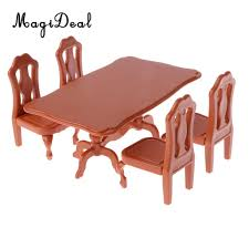 US $4.2 27% OFF|1/12 Scale Dollhouse Miniature Plastic Dining Table Chairs  Set Kitchen Restaurant Dolls House Furniture Decor Accessories Toys-in ... Table And Chair Set Fits 18 Dolls Diy Ding Chairs For American Girl Mentari Wooden Dollys Tea Party Setting Inclusive Of 2 By Mamagenius House Eames Kspring Thingiverse Pin On Lundby Dollhouse Room Miaimmiaturesbring Dolls Houses Back D1v15 Gazechimp 5pcs Simulation Miniature Fniture Toys Dollhouse Sets Baby For Kids Play Toy Kitchen Decor Hot New Butterfly Dressing Makeup Bedroom Disney Princess Royal Tea Party Playset Palace X 3 Sweet Vintage Wrought Iron Bistro With Extras