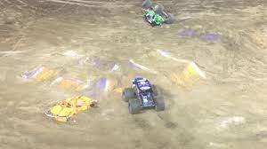 100 Monster Truck Show Oakland Ca Son Ova Digger Monster Jam 2017 Ca YouTube