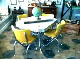 Retro Dining Room Sets Furniture Old Diner Table