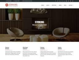 100 Cool Interior Design Websites 001 Studioux Website Template Ing