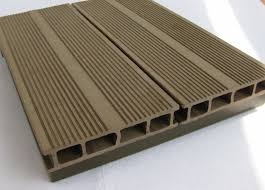 High Standard WPC Plank Floor Wood Grain PVC Vinyl Plastic Flooring Tile Board