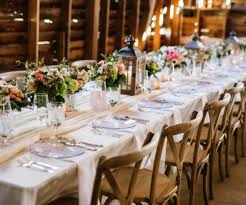 Rustic Reception Barn Weddings Country Wedding Ideas