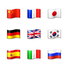 Emoji Country Flags And Their Codes