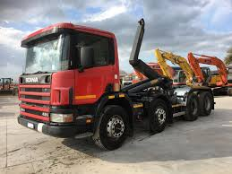 Scania P124 - Used Roll-off Truck. For Sale By Ventura Srl 2004 Mack Granite Cv713 Roll Off Truck For Sale Stock 113 Flickr New 2019 Lvo Vhd64f300 Rolloff Truck For Sale 7728 Trucks Cable And Parts Used 2012 Intertional 4300 In 2010 Freightliner Roll Off An9273 Parris Sales Garbage Trucks For Sale In Washington 7040 2006 266 New Kenworth T880 Tri Axle