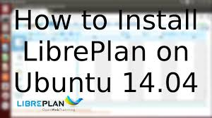 Install Lamp Ubuntu 1404 by How To Install Libreplan Project Management On Ubuntu 14 04