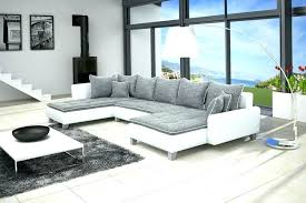 canapé cuir en u canape angle en u design de maison