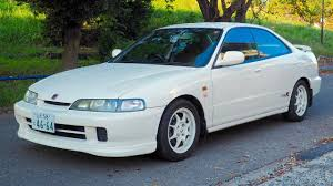 1996 Honda Integra Type R 4 door DB8 Canada Import Japan Auction