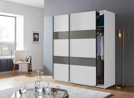 wimex schwebetürenschrank altona mit glaselementen und zusätzlichen einlegeböden