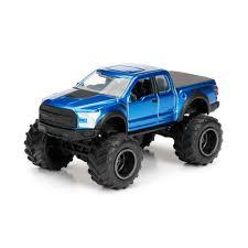 Ford: F-150 Raptor 2017 Just Trucks 1:64 Jada Toys 080749 - R$ 44,90 ...