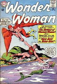 The Cover Of Wonder Woman No 144 With Comics Code Authority Seal