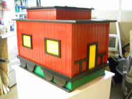 caboose toy box finewoodworking