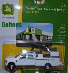 100 Ertl Trucks New 164 John Deere F350 Ford Service Truck New In Box By