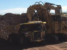 100 Cat Mining Trucks On Twitter Autonomous Trucks In Action At Our Pre