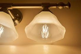 wonderful design ideas bathroom vanity light bulbs best bulb for