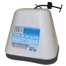 Leaky Outdoor Faucet Top nation wide products faucet cover freeze protector styrofoam