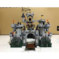 siege lego compatible with lego castle series 7094 model 16017 1023pcs king s