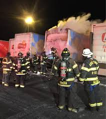 Snack-filled Box Truck Burns In Palmer Township (PHOTOS ...