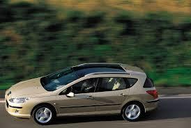 Peugeot 407 SW Estate Review 2004 2011