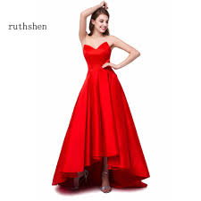 online get cheap cheap long red prom dresses aliexpress com