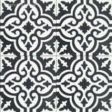 cement tile shop handmade cement tile amalia black cement