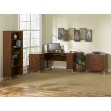 Bush Cabot L Shaped Desk Office Suite by 100 Bush Cabot L Shaped Desk Office Suite Stupendous L