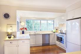 Home Interior Design Amazing Nursery Decoration Modern Kitchen With White Wall Paint And Glass Windows Also