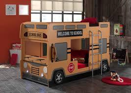School Bus Bunk Bed