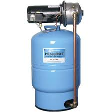Amtrol RP 10HP 10 GPM Water Pressure Booster Whole House System