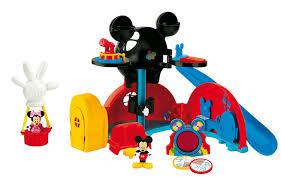 la maison du jouet fisher price p9997 jouet premier age la maison de mickey