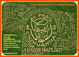 Las Cruces Pumpkin Patch Maze by La Union Maze Tickets