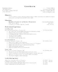 Sample Objective On A Resume Objectives For Fresh Graduates Philippines