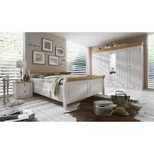 schlafzimmer set cenan i 4 teilig kiefer massiv weiß