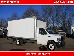100 Commercial Box Trucks For Sale Vans Cars In South Amboy Vitale Motors