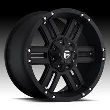 100 Truck Rims 4x4 Fuel OffRoad Wheels Gauge 18 Inch 18x90 Black With
