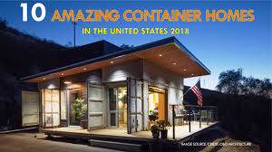 104 Pre Built Container Homes 10 Amazing Modern Shipping Fabs And Modular In The United States 2018 Youtube