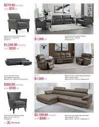 Current Costco Flyer January 01, 2019 - February 28, 2019 | Ca ... Toddlers Leather Upholstered Covers Brown Ding Dogs Target For Bainbridge Blue Velvet 3 Seater Sofa Costco Uk Living Room Table And Chair Set Sets Kitchen Designs Accent Corner Fniture Clearance Ideas Excellent Perfect Design With Chairs Ottoman Restored Cognac Lounge Sale Elegant Arm Of 2 Sunvilla With Cost97com Chaise De Massage Dorado Office White Best Mid Century Light Oak By Inspire Q Pc Combo Navy Gray