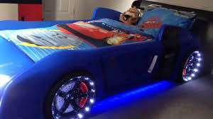 Blue R8 Extreme The ultimate car bed for kids