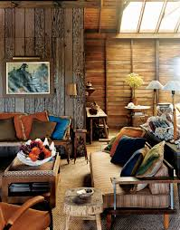 Living Room Wood Wall Designs Elegant Small Spaces Rustic Design With Old