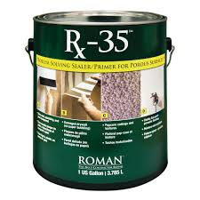 Zinsser Popcorn Ceiling Patch Video by Roman Rx 35 Pro 999 1 Gal Drywall Repair And Sealer Primer 209907