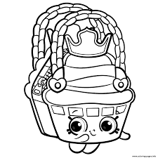 Cute Coloring Pages For Girls 7 To 8 Shopkins Season 4 99 ColorsInfo